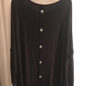 Tops - Black tunic
